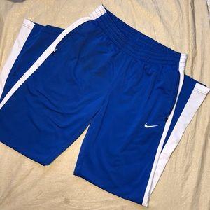 Blue Nike Track/Sweat Pants